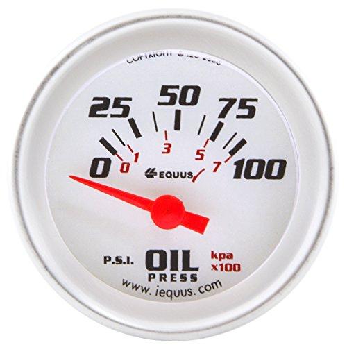 Electric Oil Pressure Gauge - 9