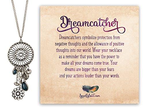 Dreamcatcher Pendant