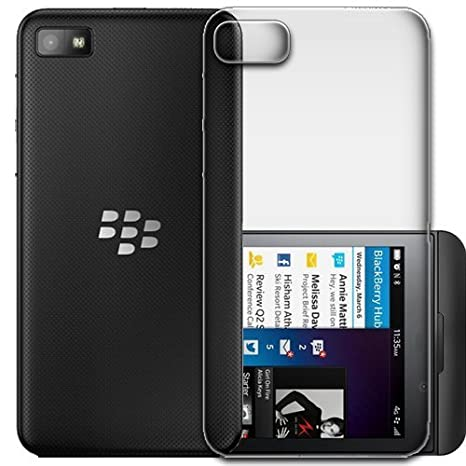 half off 778d9 d0a4e WTF Transparent Soft Back Case Cover for BlackBerry Z10