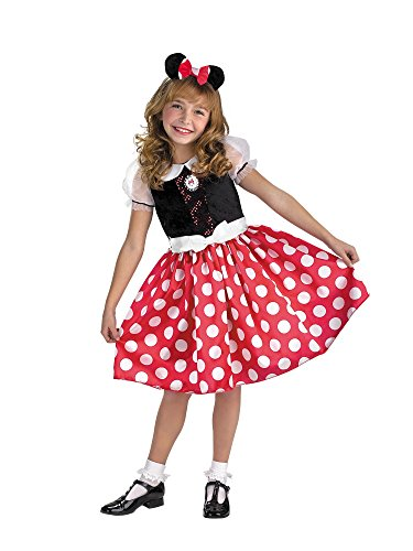Disney Minnie Mouse Classic - Size: 3T - 4T]()