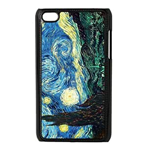 diy zhengiphone 5/5s Generation Back Protective Case - Starry Night Space Nebula Universe Pattern Case Perfect as Christmas gift(5)