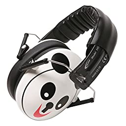 Califone HS-PA Hush Buddy Panda Themed Earmuff