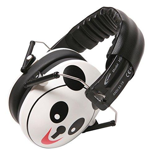 - Califone HS-PA Hush Buddy Panda Themed Earmuff Hearing Protector