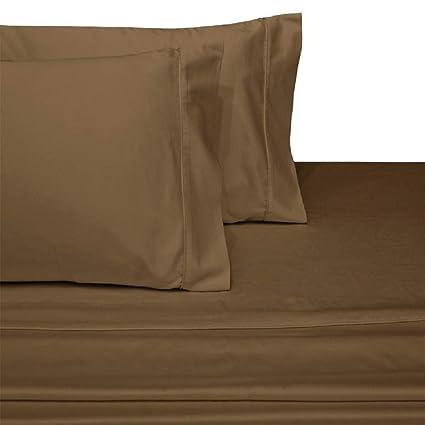 Amazon.com: sheetsnthings 100% Cotton Split Top California King
