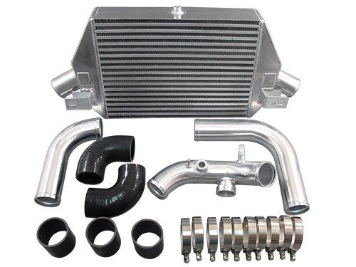 Kit For Dodge Neon SRT-4 SRT 4 Black Hoses (Srt 4 Intercooler Piping)