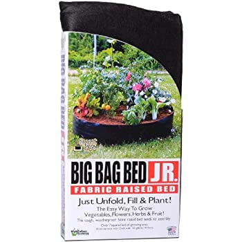 Amazon.com: Smart Pots 12050 Big Bag Bed Fabric Raised