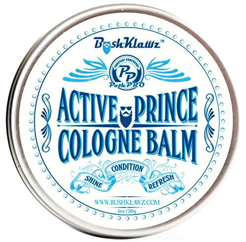 Active Prince Solid Cologne Fragrance product image