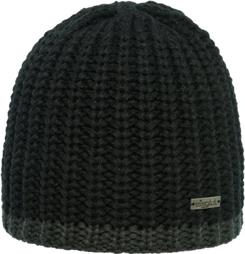 Eisglut Kenny - Gorro (talla única) negro - negro
