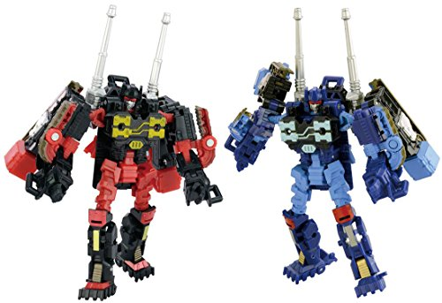 Transformers TAV32 Rumble & Frenzy