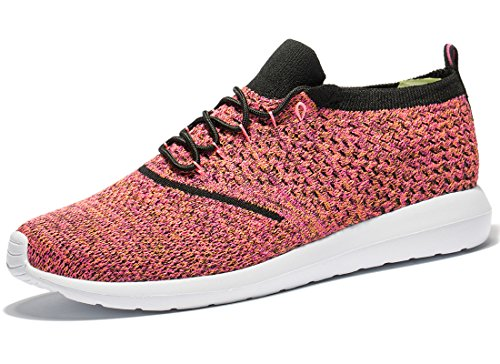 Cheap Tianui Women's Athletic Shoes Casual Fashion Mesh Walking Sneakers Breathable Running Shoes