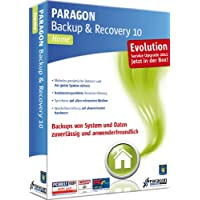 Paragon Backup & Recovery 10 Home Evolution