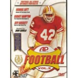 Football Vol. 2 Ronnie Lott, Rodney Hampton and Jeff Gossett