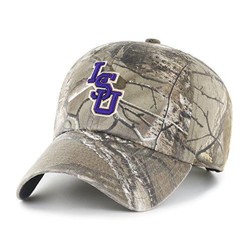 - NCAA Lsu Tigers Realtree OTS Challenger Adjustable Hat, Realtree Camo, One Size