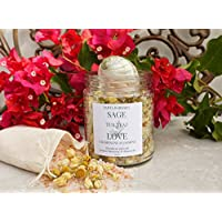 Organic LOVE Champagne & Jasmine Tub Teaz Free Shipping on purchases over $35