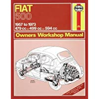 Haynes, J: Fiat 500 Owner's Workshop Manual