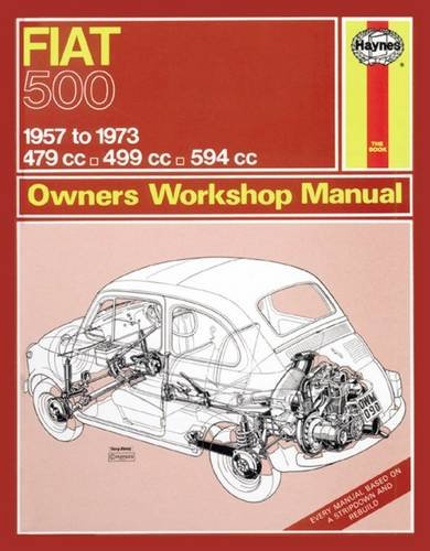 - Fiat 500 Owner's Workshop Manual (Haynes Service and Repair Manuals)