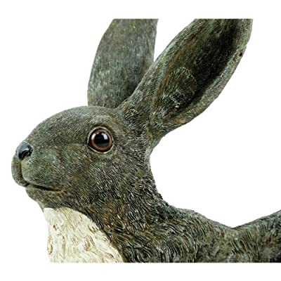 Michael Carr Designs 80064 Mama Rabbit and Family Outdoor Statue (Discontinued by Manufacturer) : Bunny Charm : Garden & Outdoor