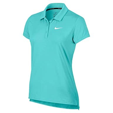 Nike W Nkct Polo SS Pure, Donna: Amazon.it: Sport e tempo libero