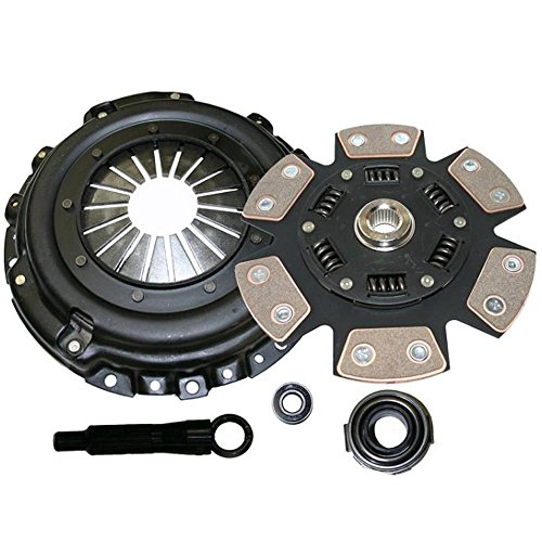 Competition Clutch 8037-1620 Stage 4 Strip Series Clutch Kit 2002-2008 Acura RSX (4 Stage Rsx)