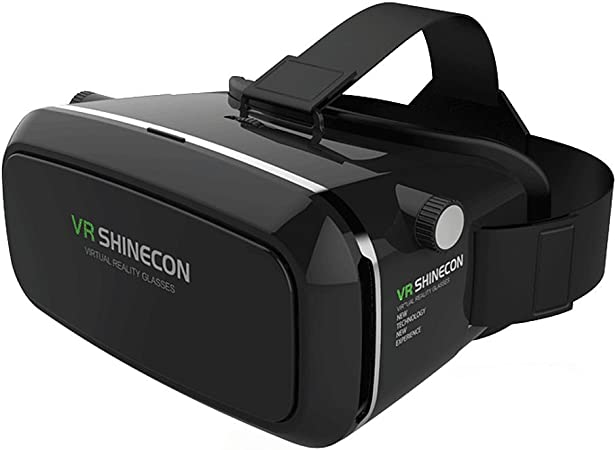 Gafas de Realidad Virtual, Casco VR 3D, Auriculares VR para ...