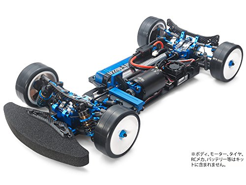 (TAMIYA 1/10 SCALE R/C 4WD HIGH PERFORMANCE RACING CAR TB EVO.7 CHASSIS KIT【Japan Domestic genuine products】)