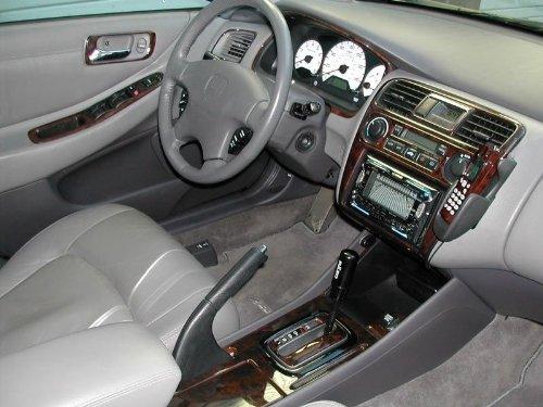Honda accord 4 door sedan interior burl wood dash trim kit set 1998 1999 2000 buy online in for 1998 honda civic interior parts