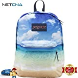 High Stakes Backpack (Multi Tropical Island) With Free 6 Feet NETCNA HDMI Cable - BY NETCNA