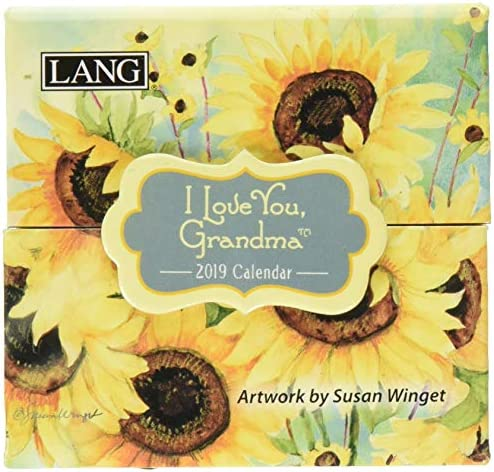 20991015503 LANG I Love You Grandma 2020 365 Daily Thoughts