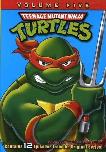 Teenage Mutant Ninja Turtles - Original Series (Volume 5) ()