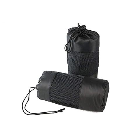 Amazon.com : ReeeR 4pcs Microfiber Sports Towel with Zipper ...
