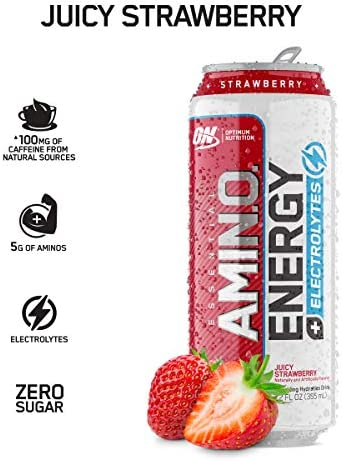 NUTRITION Essential Electrolytes Sparkling Strawberry