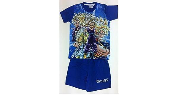 pijama adulto dragon ball z- goku talla XXL: Amazon.es: Ropa y accesorios