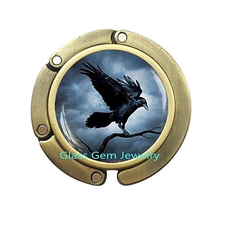 Gancho para bolsa de Raven, gancho para monedero, gancho ...