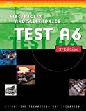 img - for Automotive ASE Test Preparation Manuals, 3E A6: Electrical/Electronics Systems (ASE Automotive Test Preparation Series) book / textbook / text book