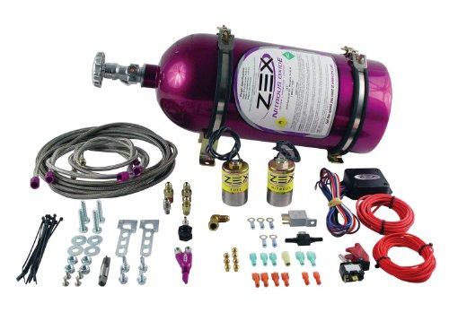 (ZEX Nitrous 82087 Gen III (LS1, -2, -6) High Output Nitrous System)