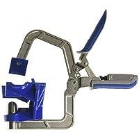 Angoter Hoekklem Jigs Vaste Tool Houtbewerking T Gewrichten Multifunctionele Mijter KHCCC 90 Graden voor Kreg Jigs