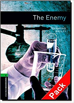 Oxford Bookworms Library: Stage 6: The Enemy Audio CD Pack: 2500 Headwords (Oxford Bookworms ELT) by Oxford University Press (2008-01-10)