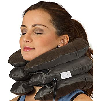 Amazon Com Cervical Neck And Shoulder Relaxer And