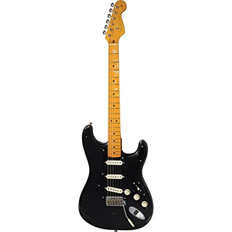 Fender David Gilmour Stratocaster Relic · Guitarra eléctrica