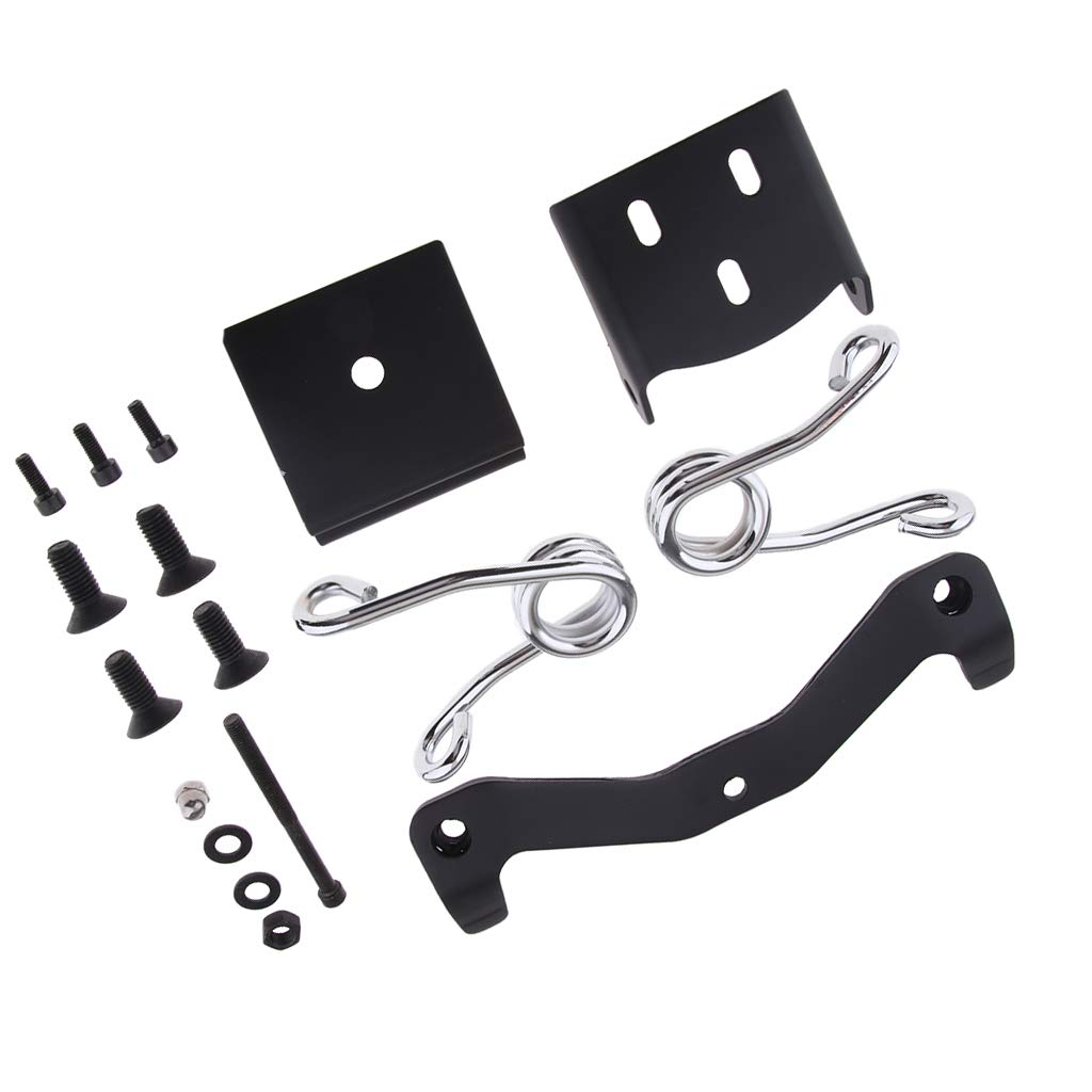perfk Solo Seat Bracket Mount Kit for Harley Sportster XL1200 XL883 48 2004-2015