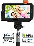 Premium 5-in-1 Bluetooth Selfie Stick for iPhone XR