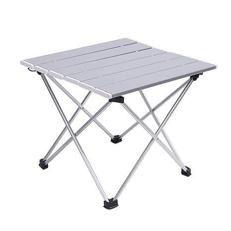 132839c50ea0 Amazon.com: Pinze Portable Picnic Table, Folding Camping Table ...