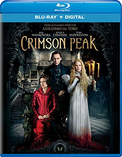 Blu-ray : Crimson Peak (Digital Copy)
