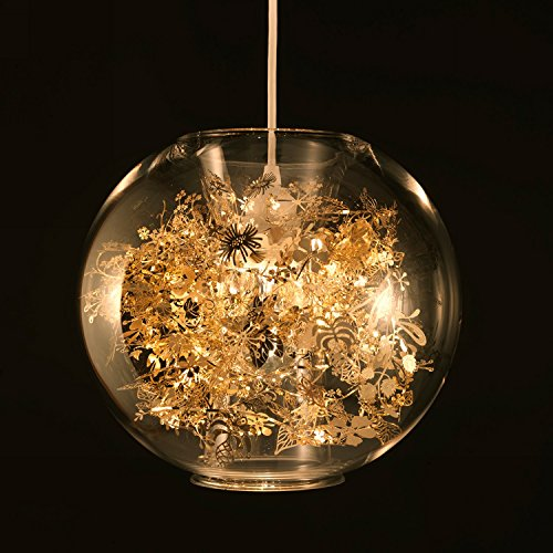 LightInTheBox Tangle Globe Wednesday Pendant Light/g9 Home Ceiling Light Fixture Flush Mount, Pendant Light Chandeliers Lighting,Voltage=110-120V