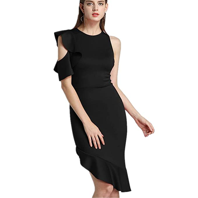 online retailer 91e06 66ebe HOMEBABY Off Spalla Abiti Da Cerimonia Donna Eleganti ...