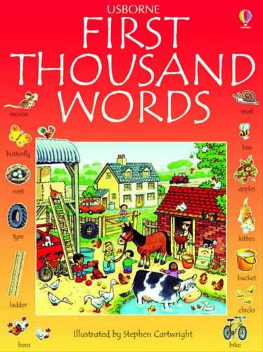 First Thousand Words In English pdf epub