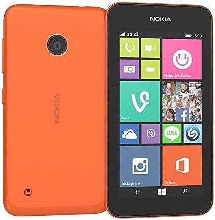 Nokia - Lumia 530 Smartphone Movistar libre Windows Phone ...