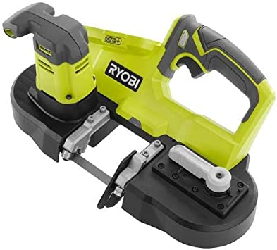 Ryobi 18-Volt ONE+ Cordless 2.5 inch Portable Band Saw - Comfort