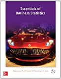 Essentials of Business Statistics 5th Edition