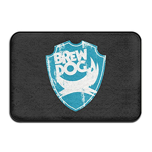 Brewdog Beer Doormat And Dog Mat  40Cm60cm Non Slip Doormats Suitable For Indoor Outdoor Bathroom Kitchen Doormat And Pets